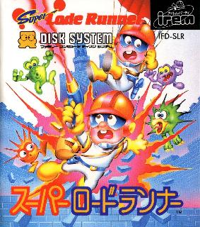Screenshot Thumbnail / Media File 1 for Super Lode Runner (Japan) [b]